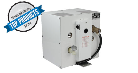 Marine Water Heater : Whale marine products