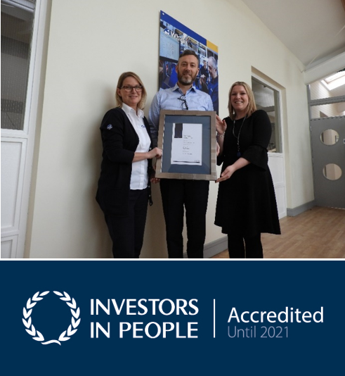 Whale Receives 'Investors In People' Accreditation